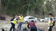 Malaysia phát hiện 13 thi thể trên bãi biển miền Nam