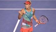Highlights: Angelique Kerber 2-1 Serena Williams