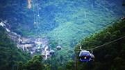 Quang cảnh tuyệt đẹp khi trải nghiệm tuyến cáp treo lên đỉnh Fansipan
