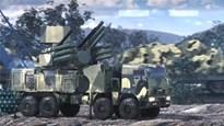 'Mãnh thú' Pantsir-S1 bảo vệ căn cứ Nga ở Syria