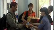 Phát hiện 12 hành khách dùng CMT giả đi tàu ở ga Sài Gòn
