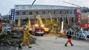Động đất kinh hoàng tại Đài Loan: Ít nhất đã có 11 người chết