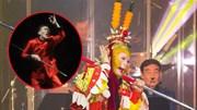 Xúc động với màn trình diễn Tây du ký 3D của Lục Tiểu Linh Đồng