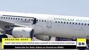 Vụ nổ gây thủng máy bay: Lộ video hai nhân viên sân bay giấu bom trong laptop
