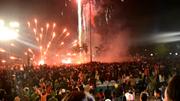 Quảng Ngãi: Pháo hoa bắn vào người xem, 6 người nhập viện cấp cứu
