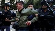 Bạo loạn nghiêm trọng ở Hồng Kông ngày mùng 2 Tết