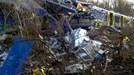 Hiện trường thảm khốc vụ 2 tàu khách đâm nhau ở Đức
