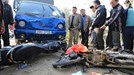 Hà Nội: Ô tô tông xe máy, 7 người thương vong