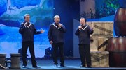 Gala Giai điệu Tự hào 2015: Chiều hải cảng - NSND Trung Kiên, NSND Trần Hiếu & NSND Quang Thọ