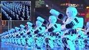 Hàng trăm robot, máy bay không người lái nhảy múa mừng năm mới