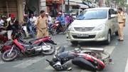 160 người chết vì tai nạn giao thông trong 6 ngày Tết