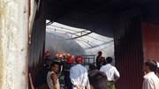 Hưng Yên: Cửa hàng đồ gia dụng bị bà hỏa đốt trụi đầu năm