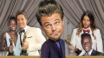 """Oscar 2016 - những con số """"khủng"""" và 5 lần bại trận của Leonardo DiCaprio"""