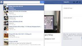 Xử lý 5 đối tượng đăng tải thông tin tránh trạm 141 trên Facebook