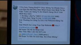 Cảnh báo hàng loạt chiêu lừa đảo trực tuyến, mạng xã hội mới