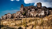 """Craco - vùng đất """"lạnh gáy"""" nhất nước Ý"""