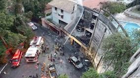 Tai nạn máy bay ở Brazil, 7 người thiệt mạng