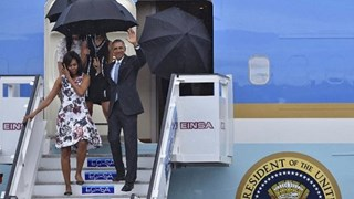 Obama tham gia phim hài ngắn với danh hài nổi tiếng nhất Cuba