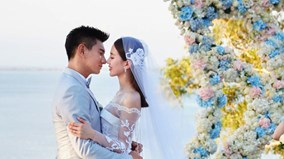 Đám cưới đẹp như mơ của Ngô Kỳ Long  và Lưu Thi Thi