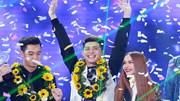 Gạt bỏ áp lực, Noo Phước Thịnh giành ngôi cao nhất The Remix mùa 2