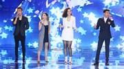 The Remix - Gala: Top 4 hát 'Đường đến ngày vinh quang' tưởng nhớ rocker Trần Lập