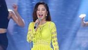 The Remix - Gala: Hương Tràm nóng bỏng trình diễn hit mới nhất