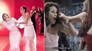 Những màn đánh ghen... đã mắt trong MV nhạc Thái