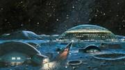Châu Âu sẽ xây làng du lịch trên mặt trăng