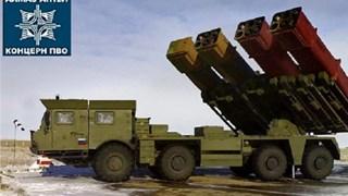 Xem Nga phô diễn sức mạnh phòng thủ không gian nhân ngày đặc biệt