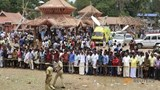 Ấn Độ bắt 5 công nhân liên quan tới vụ nổ pháo hoa kinh hoàng ở đền thờ