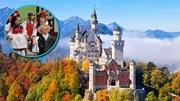 Lạc vào thế giới thần tiên với cung đường cổ tích Grim, nước Đức
