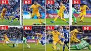 Suarez lập poker, Barcelona đại thắng 8-0