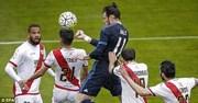 Bale tỏa sáng, Real ngược dòng điên rồ trước Vallecano