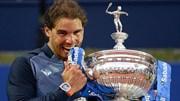 Nadal lần thứ 9 vô địch Barcelona Open