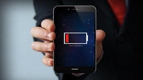 Pin trên smartphone chưa theo kịp công nghệ di động