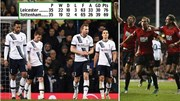 Tottenham bị West Brom cầm hòa trên sân nhà