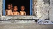 """Mải mê gây chiến, Triều Tiên """"đói ăn"""" nghiêm trọng nhất trong 4 năm"""