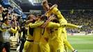 Villarreal khiến Liverpool chết đứng phút bù giờ