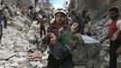 Bệnh viện nhi ở Syria bị không kích, ít nhất 50 người chết