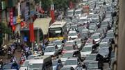 Nghỉ lễ 30/4: Ùn tắc kéo dài trên tuyến Trần Duy Hưng - Pháp Vân - Cầu Giẽ