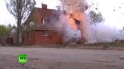 Nhà thờ Hồi giáo nổ tung do chứa khối thuốc nổ 'khủng'