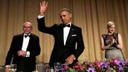 Tổng thống Mỹ Obama dự tiệc báo chí Nhà Trắng lần cuối