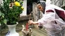 Cụ bà 91 tuổi kể lịch sử bằng… thơ