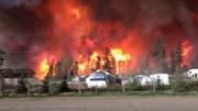 Cháy rừng ngùn ngụt tại Canada, 80.000 người phải sơ tán