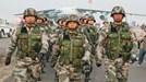 """Trung Quốc tuyển quân bằng video """"hip-hop và súng ống"""""""