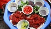 Sứa đỏ - Món ăn gây sốt Hà Thành và những điều ít biết