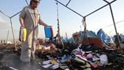 Syria: Không kích trại tị nạn gần Thổ Nhĩ Kỳ khiến 28 người thiệt mạng