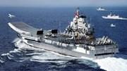 Trung Quốc điều chiến hạm khủng nhất tập trận quy mô lớn trên Biển Đông
