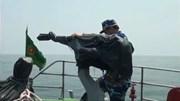 Biên phòng Quảng Trị đuổi tàu Trung Quốc khỏi vùng biển Việt Nam