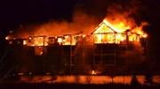 Canada: Cháy siêu lớn thiêu rụi 1.600 ngôi nhà